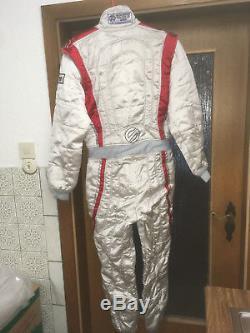 Sparco Technica X7 Race Suit / Rennanzug Gr 54