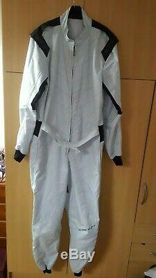 Sparco Track KS-1 Go-Kart/Karting/Race/Racing/Circuit/Track Suit Size Large
