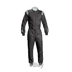 Sparco Track KS-1 Race-Suit Black Genuine M