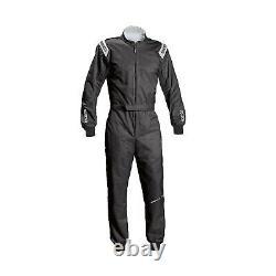 Sparco Track KS-1 Race-Suit Black Genuine S