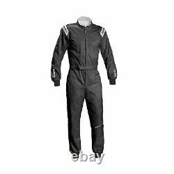 Sparco Track KS-1 Race-Suit Black s. S