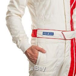 Sparco Vintage Classic Race Suit SPA001128V