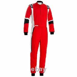 Sparco X-Light Race Rally Motorsport Ultra Lightweight 3 Layer FIA Suit