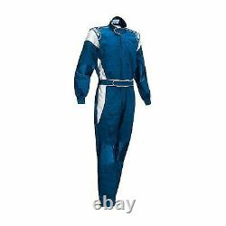 Sparco automotive s002062bmsl1s Mono Mechanical Navy Size S Suit Gear