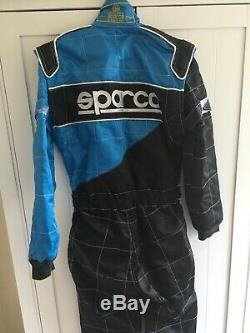 Sparco kart suit race suit
