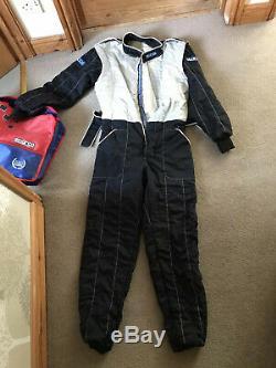 Sparco nomex race suit size 52