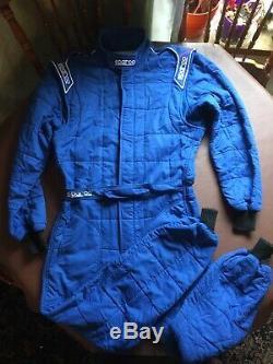 Sparco race suit 2013