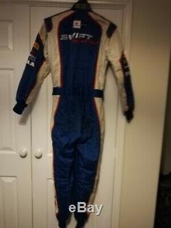 Sparco race suit FIA