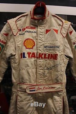 Sparco race suit Jan Lammers (NED) 24h Le Mans 2000 (Talkline Lola B2k/10) (NA)