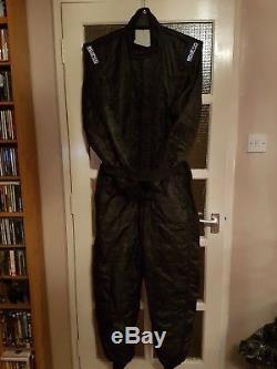 Sparco race suit fia omp nomex