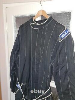 Sparco race suit size 60 fia