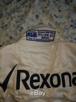 Sparco xxxl size 66 fia race suit