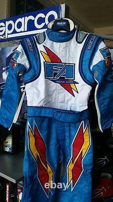 Suit Kart Sparco X-Light Size 46 Karting Suit Race Size 46 Fa Racing Kart