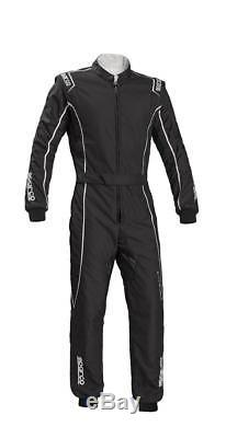 Suit SPARCO GROOVE KS-3 Karting KS3 Kart Race Overall Black CIK FIA