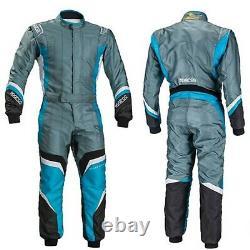 Suit SPARCO X-LIGHT KS-7 Karting KS7 Kart Race Suit Overall Grey CIK FIA
