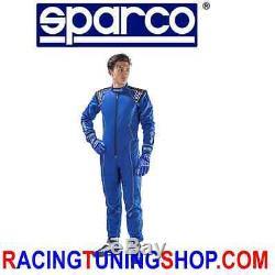 TUTA KART SPARCO KS-3 OMOLOGATA cik FIA KART RACE SUIT SPARCO ks3 TG XL A 2020