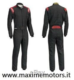 TUTA SPARCO CONQUEST R506 omologata FIA 8856-2000 ignifuga nuova rally pista