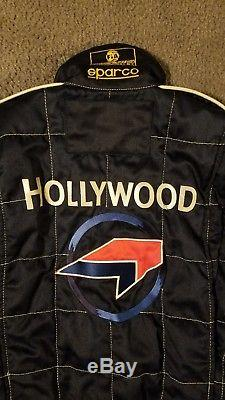 Tony Kanaan INDY CAR Crew Racing Fire Suit Sparco Size 56 Hollywood Chevy