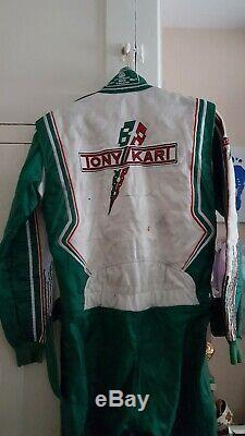 Tony Kart Sparco KS9 Kart Suit