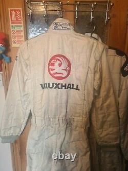Triple 888 Sparco Race Suit Vauxhall