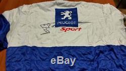 Tuta Auto Sparco Omologata Fia X-light Peugeot 207 Taglia 62 Racing Suit