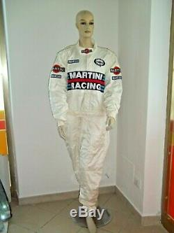 Tuta Ignifuga Rally Lancia Martini Racing Sparco Omologata Fia 8856-2000 Tg 56