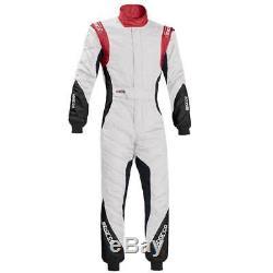 Tuta Sparco Eagle Rs8.1 Tg 50 Hocotex Racing Suit Fia 8856-2000