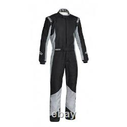 Tuta Sparco Grip Rs-4 Taglia 52 Racing Suit Sparco Grip Rs4 Size 52 Rally Suit