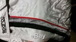 Tuta Sparco Lucida X-7 Racing Suit Fia 8856-2000 Grey