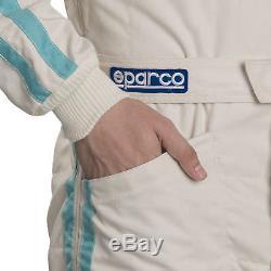 Tuta Sparco R511 Classic Tg 56 E Colore Bianco