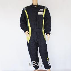 Used Aston Martin Racing AMR Sparco Race Suit Size 62 2017