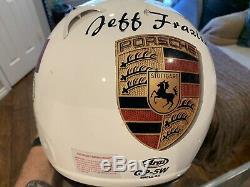 Used Expired Auto Racing Suit/Helmet & Gear