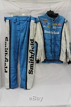Used Tomarchio/Richard Petty Smithfield SFI-3-2A/5 NASCAR Racing Suit